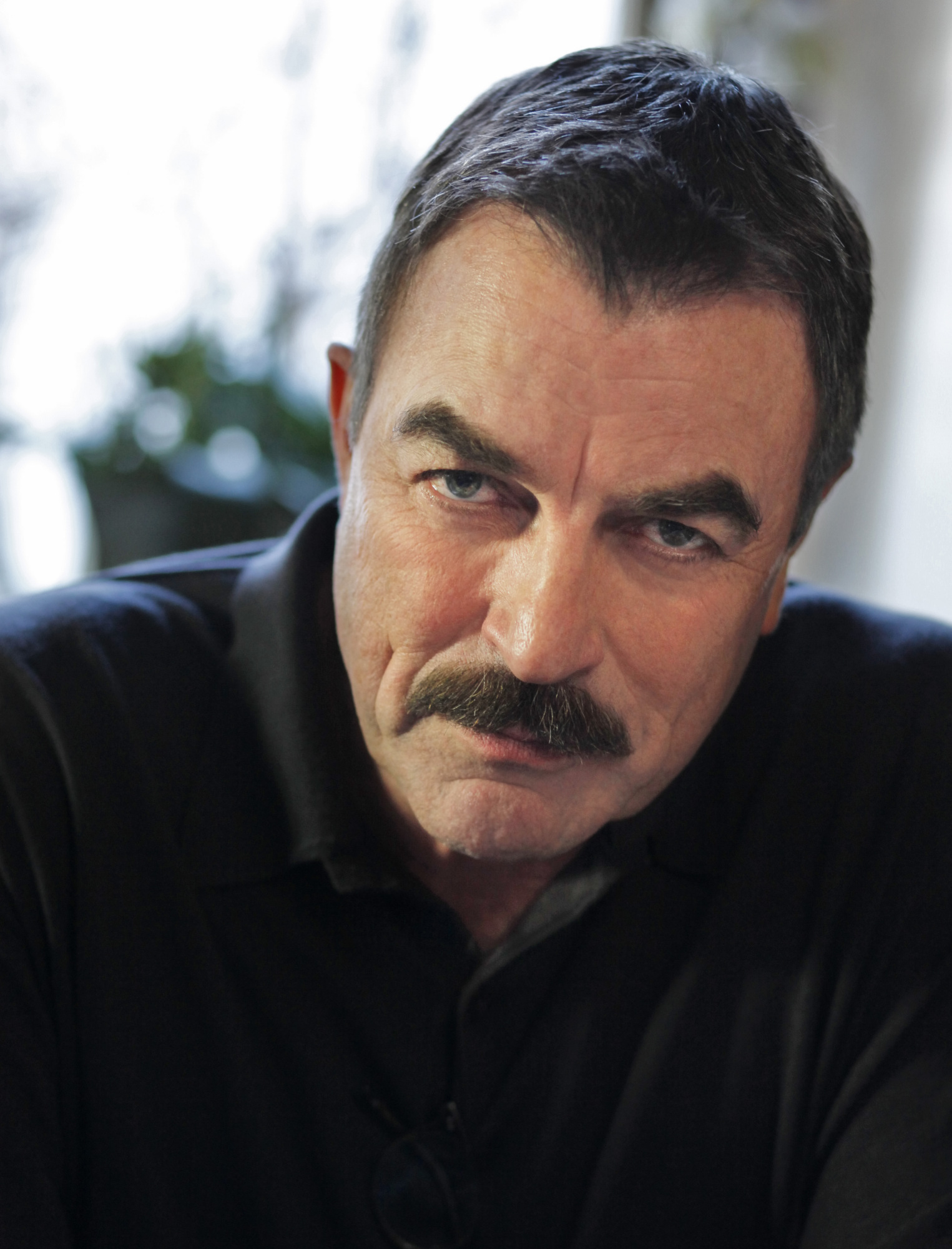 2. Tom Selleck had trouble getting work when he was younger because his voice was too high-pitched.