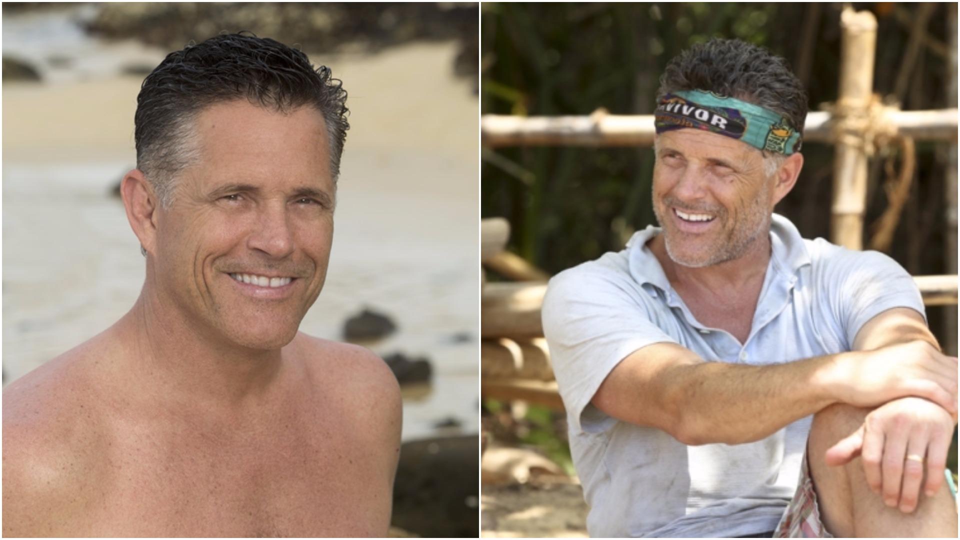 Terry Deitz (Survivor: Panama, Survivor: Second Chances)