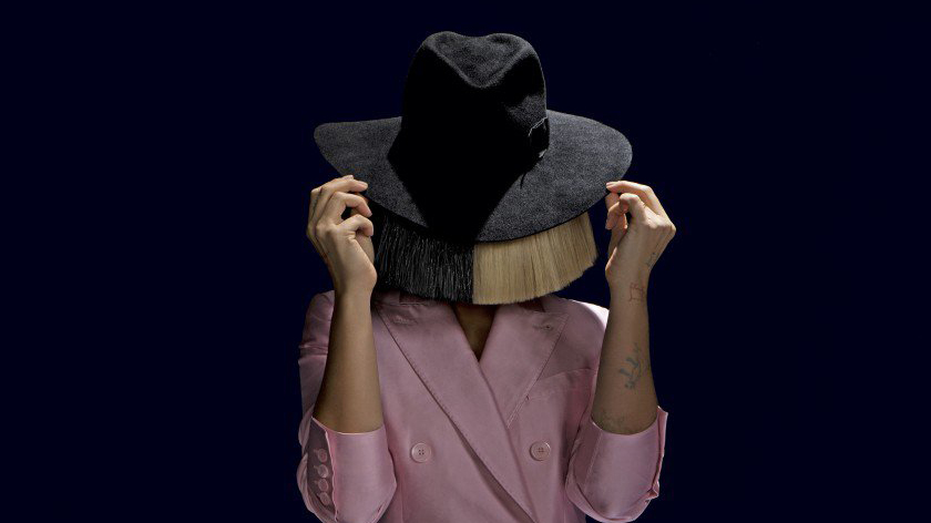 Sia reminds you of the simple power of being