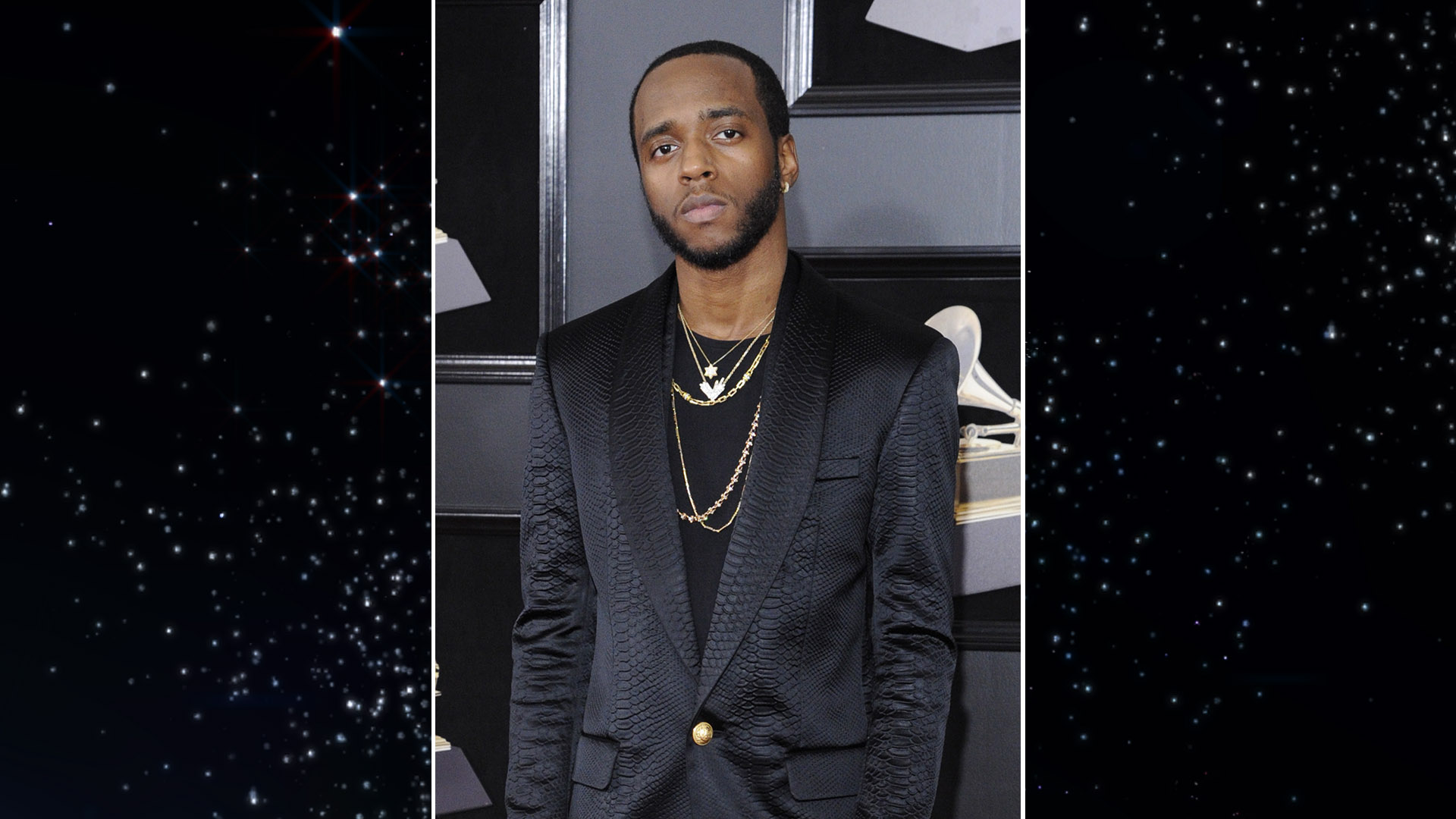Singer/songwriter/rapper 6LACK doesn't have any fashion