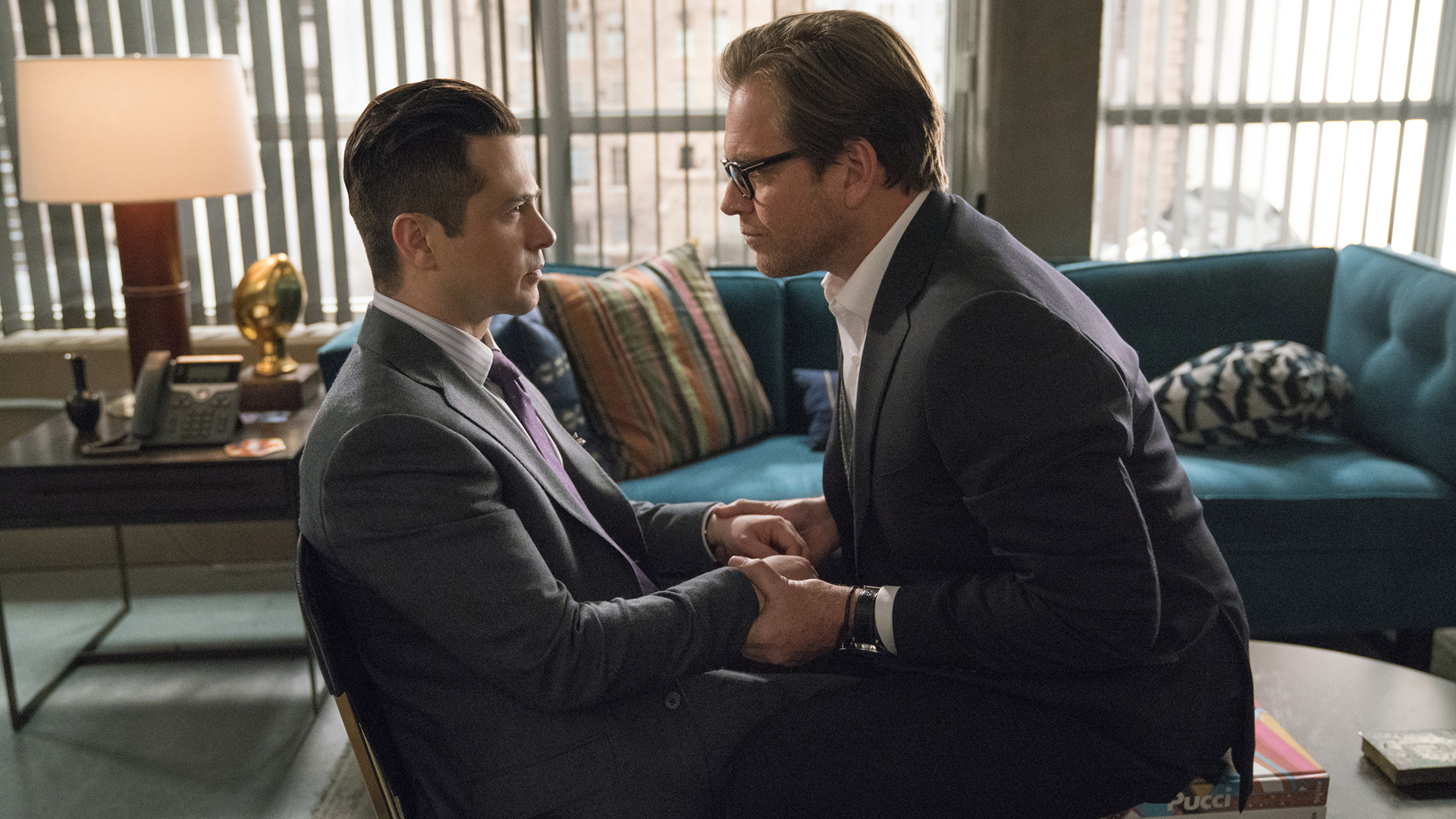 Bull tries to work around Benny's gag order to find out more about the case.