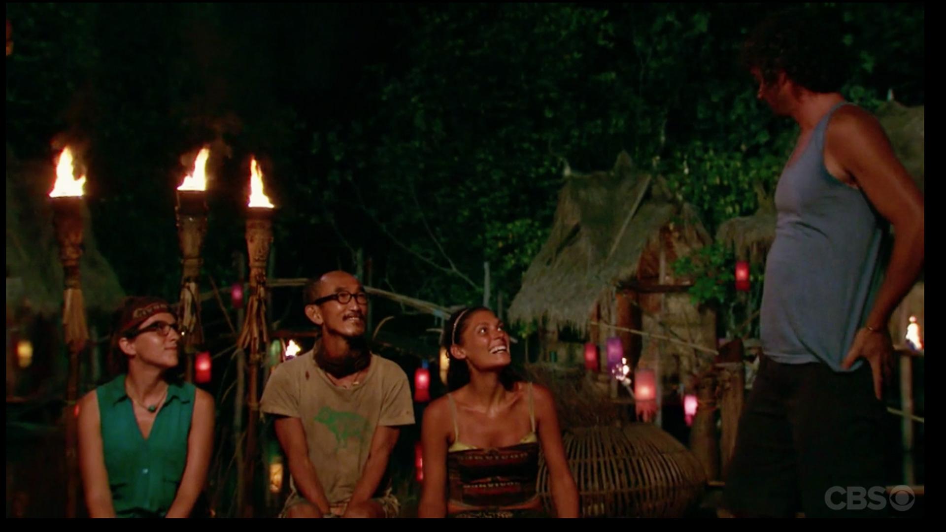 Neal Gottlieb from Survivor: Kaoh Rong (Season 32)