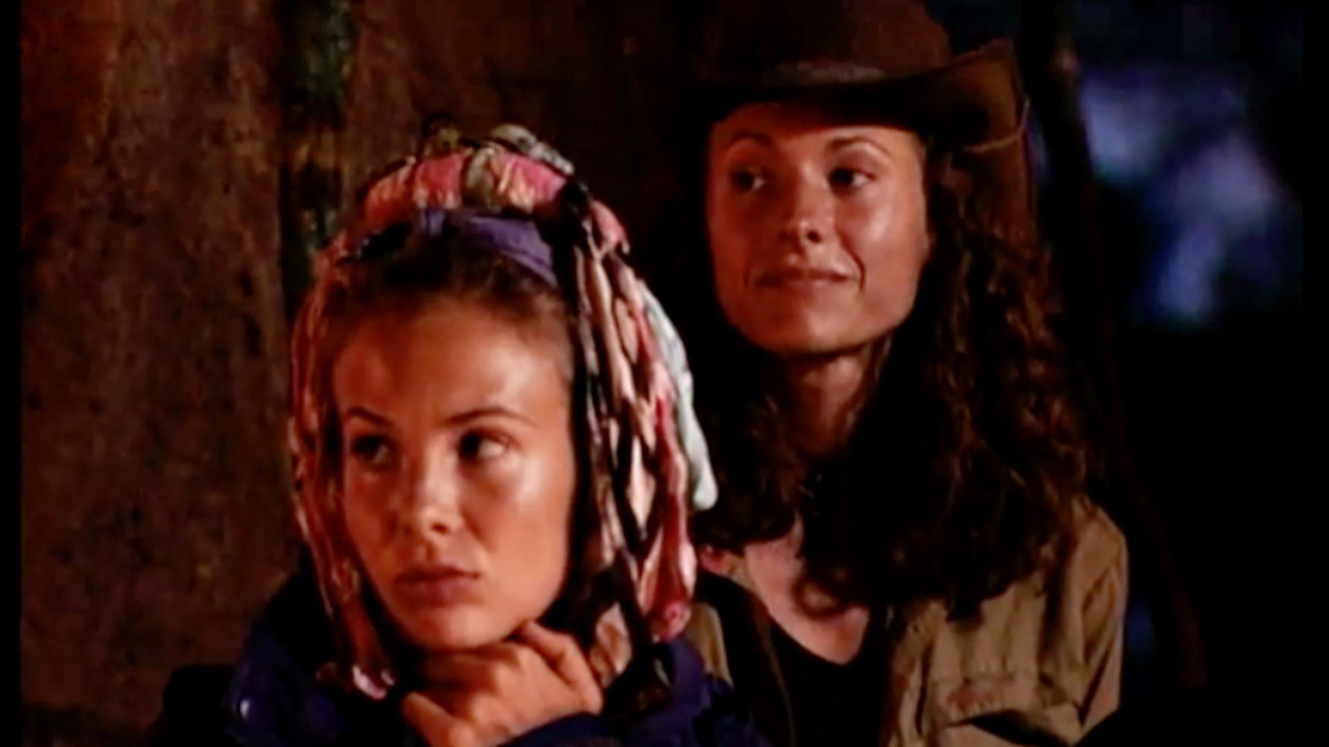 Jerri Manthey from Survivor: The Australian Outback (Season 2)
