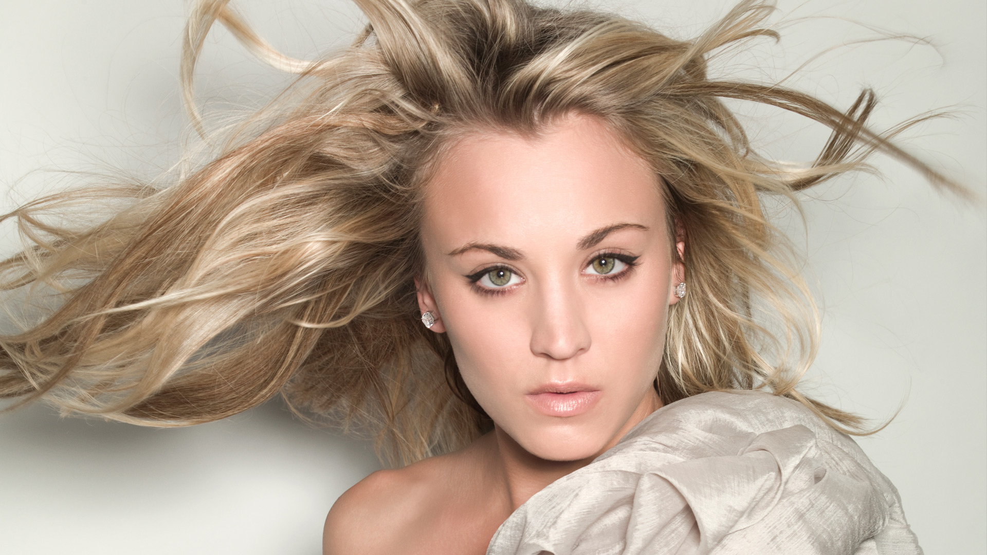 Kaley Cuoco is forever fierce
