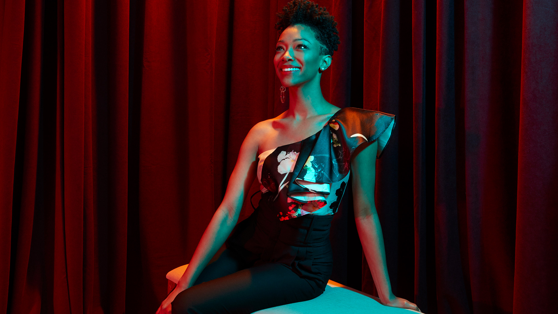 Sonequa Martin-Green is out of this world