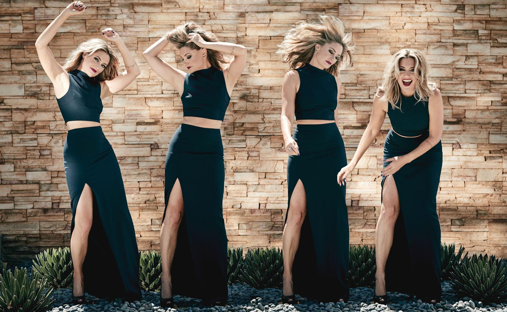 No surprise here: Mädchen Amick looks amazing!