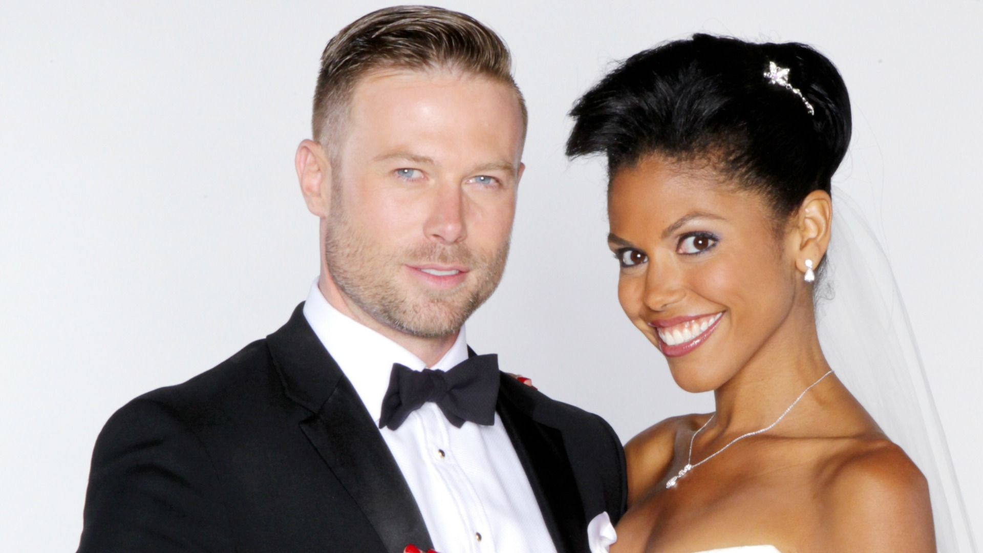 Rick Forrester and Maya Avant solidified their union at the Forrester Mansion in 2016.