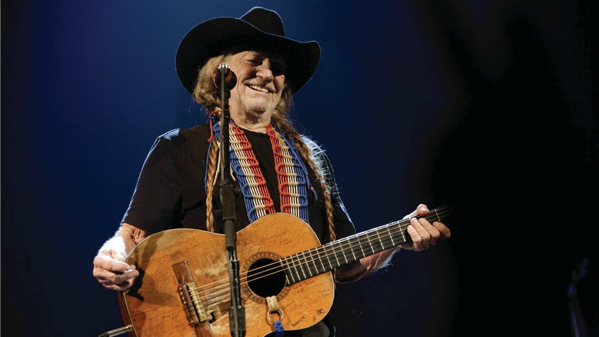 10. When Willie Nelson took home the inaugural GRAMMY Legend Award.