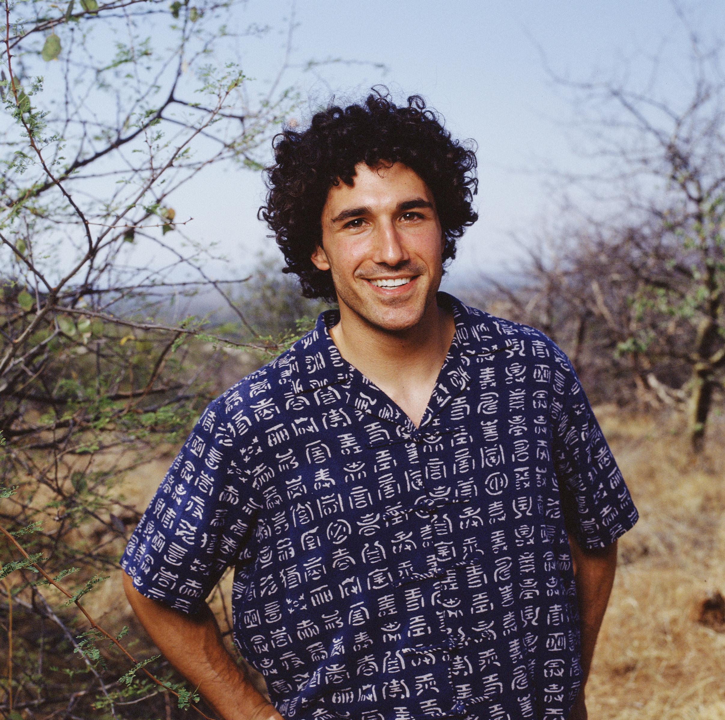 Ethan Zohn - Survivor: Africa