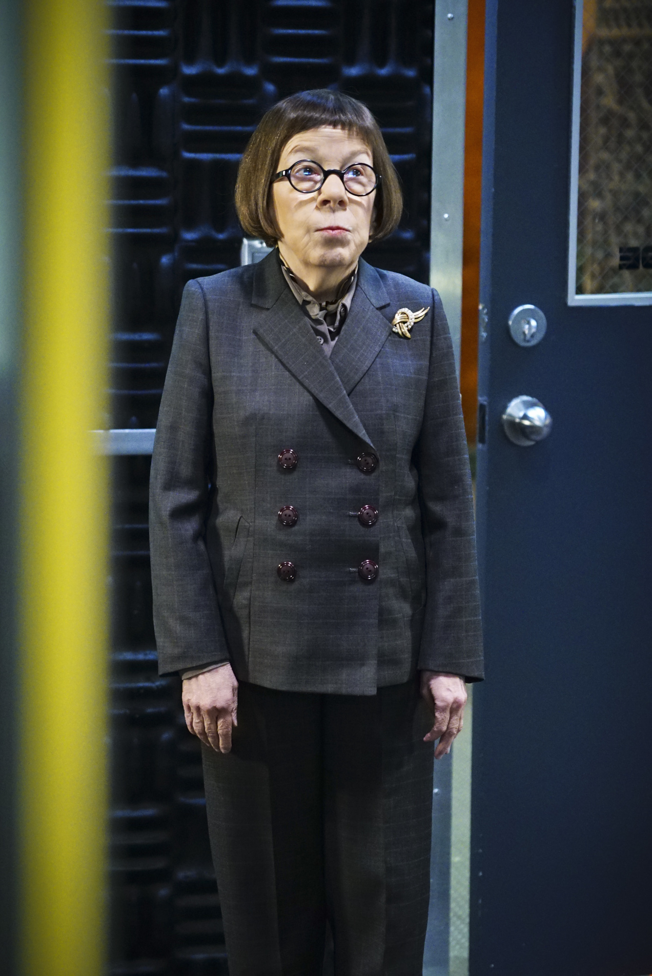 Linda Hunt as Henrietta