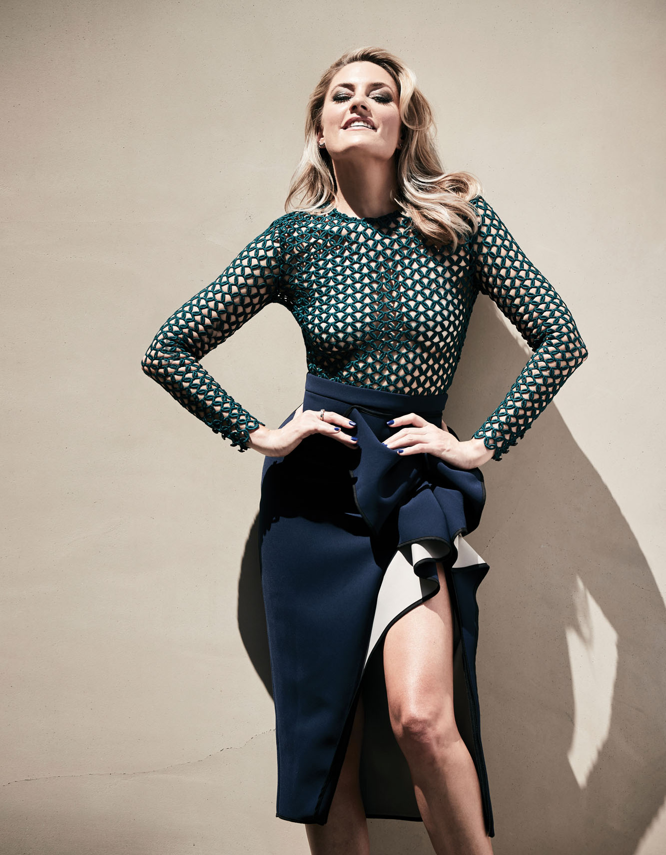 Mädchen Amick Is Absolutely Stunning In These Perfect Photos - Watch! Magazine Photos - CBS.com