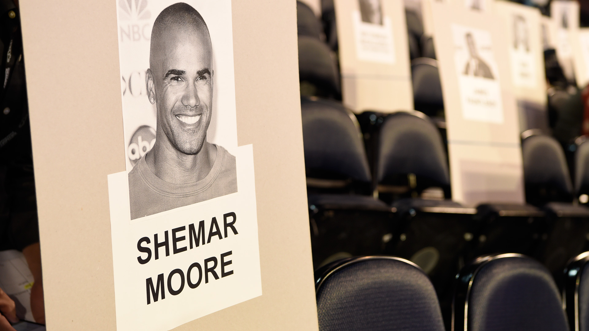S.W.A.T. star and presenter Shemar Moore has a seat ready to go for Music's Biggest Night®.