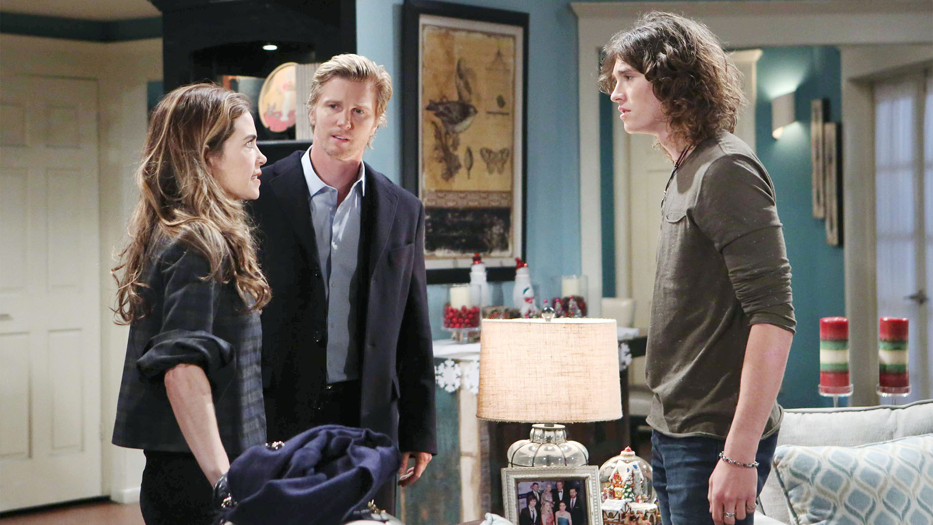 Reed challenges Victoria and J.T.