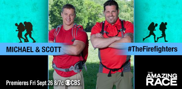 Michael & Scott