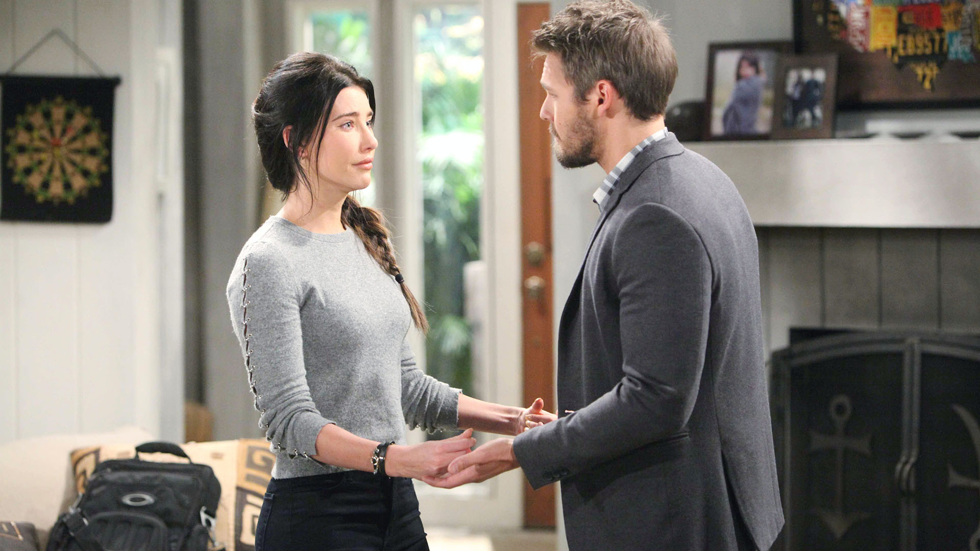 Steffy's guilt becomes unbearable as Liam continues to take the blame for their current marital woes.