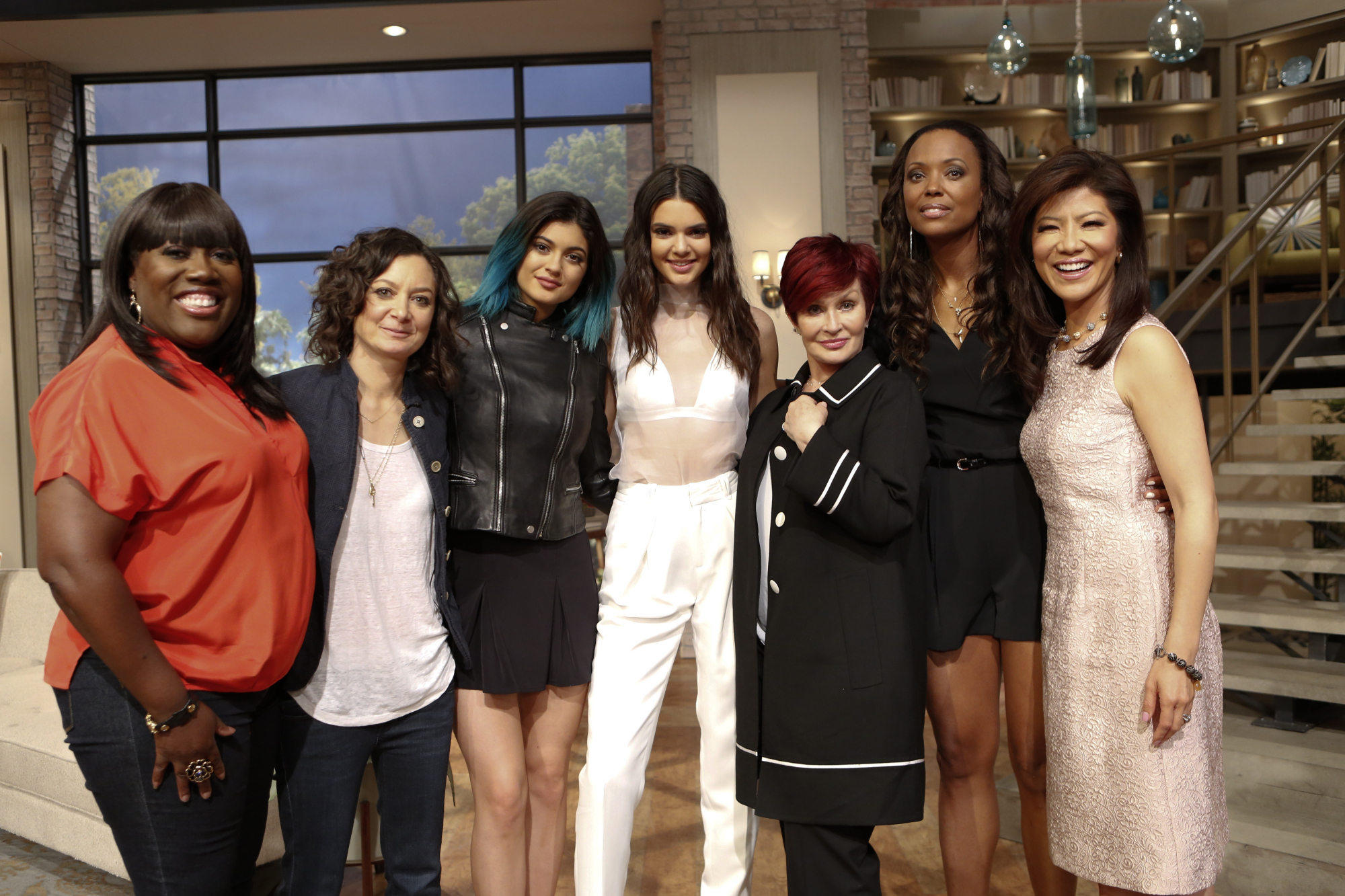 The Ladies With Kendall and Kylie Jenner.