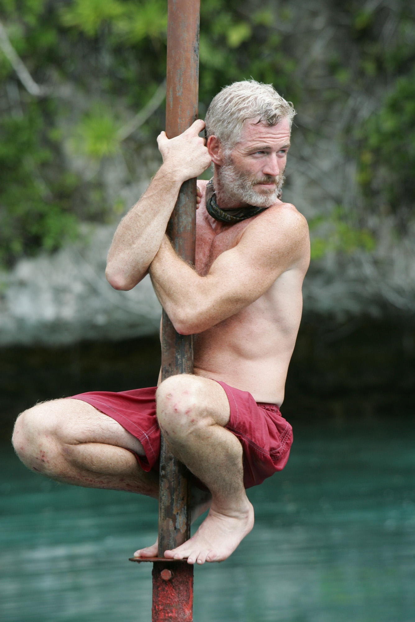 Tom Westman - Survivor: Palau