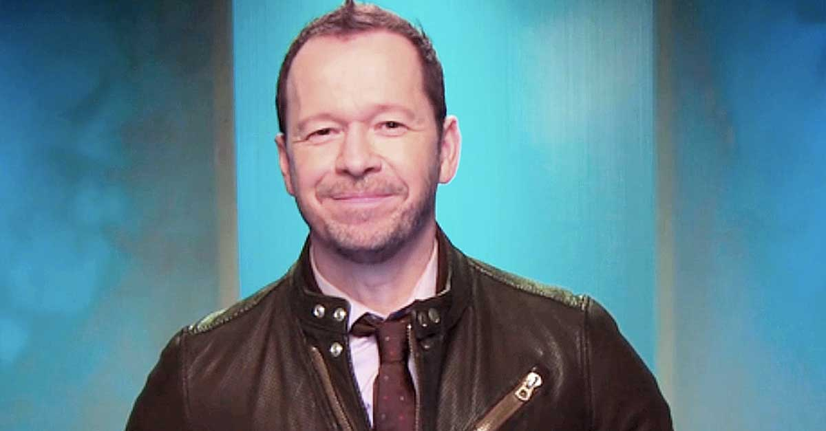 1. Donnie Wahlberg's film career includes a pivotal role in