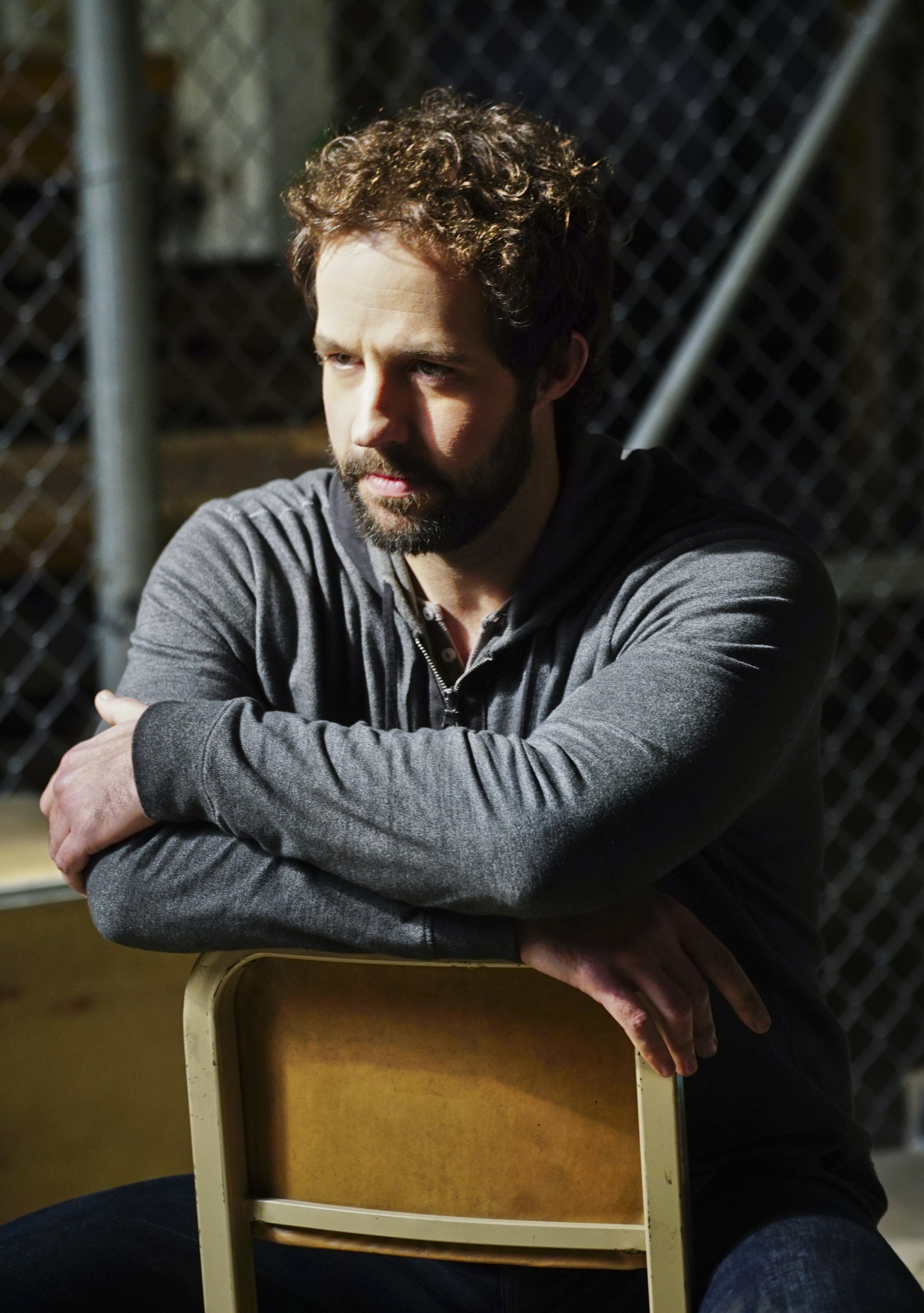 Peter Cambor as Operational Psychologist Nate Getz