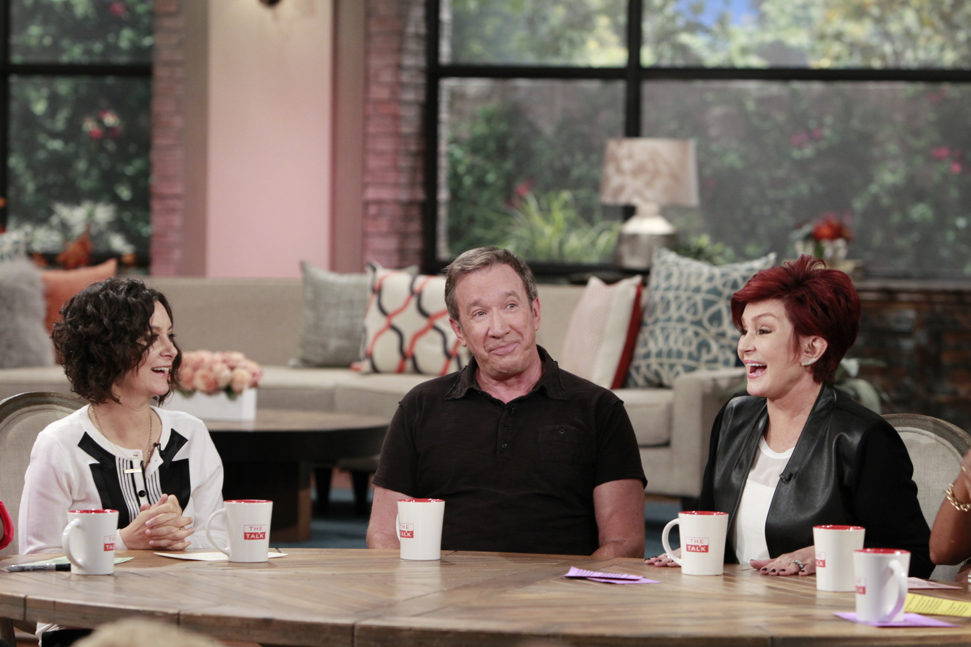 10. Catching up with Tim Allen.
