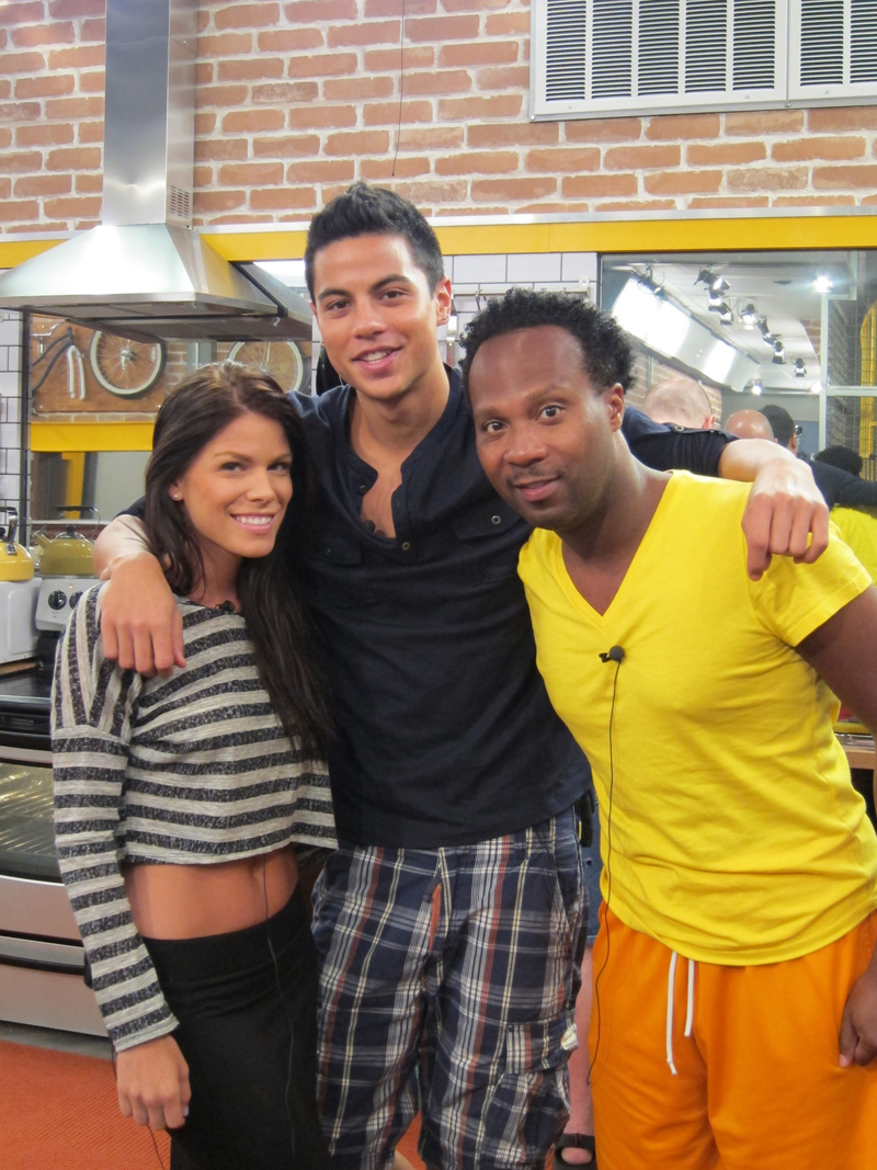 Daniele, Dominic and Lawon