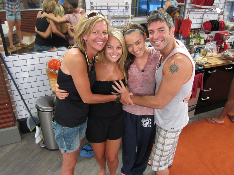 Shelly, Jordan, Cassi and Jeff