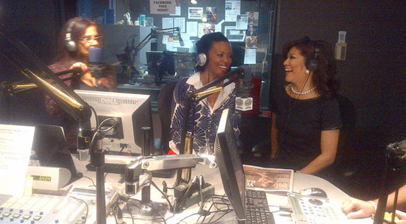 Aisha & Julie in Action at WOGL!