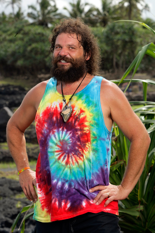 The Survivor Hippie