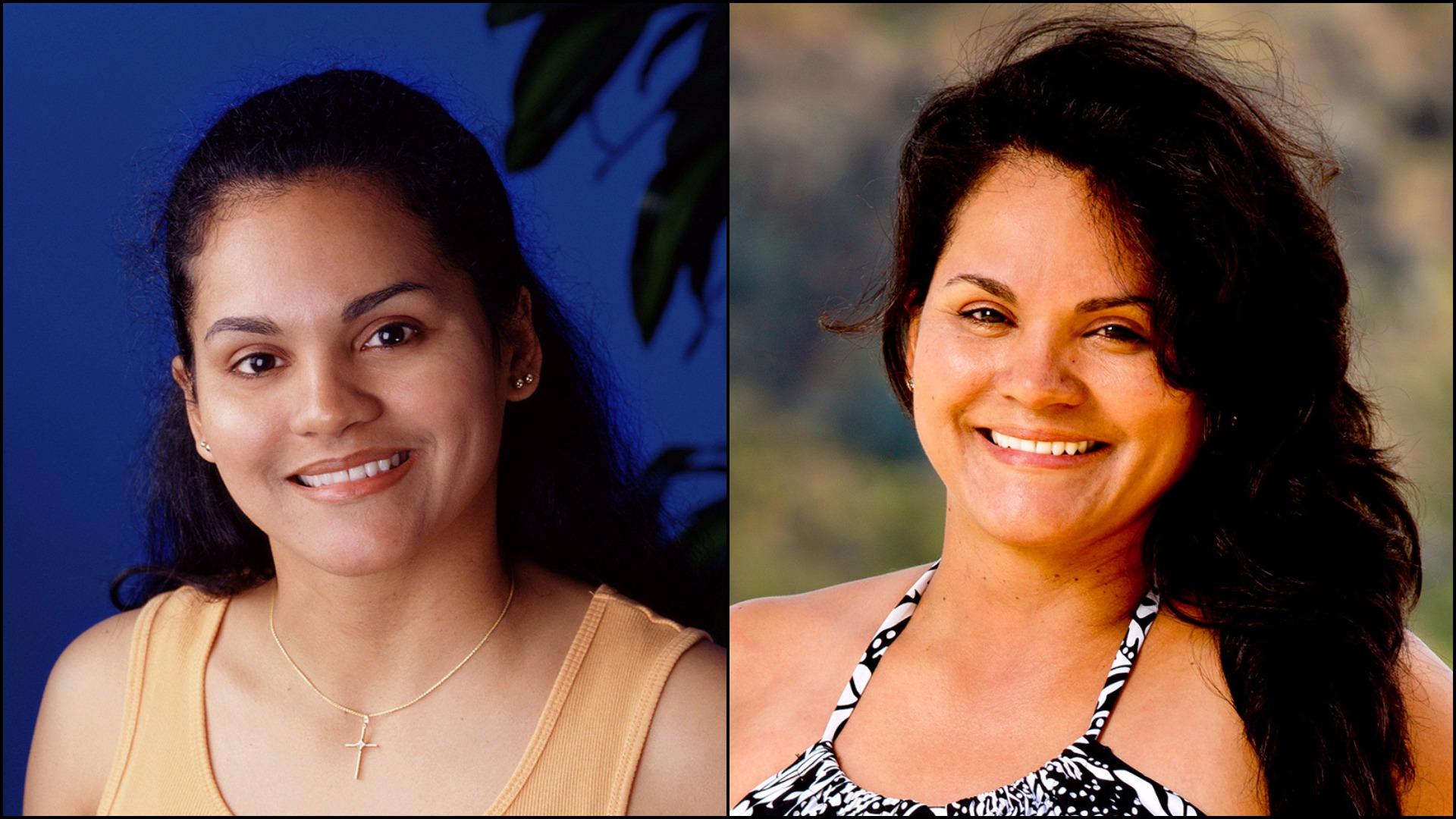 Sandra Diaz-Twine (Survivor: Pearl Islands, Survivor: Heroes Vs. Villains, Survivor: Game Changers)