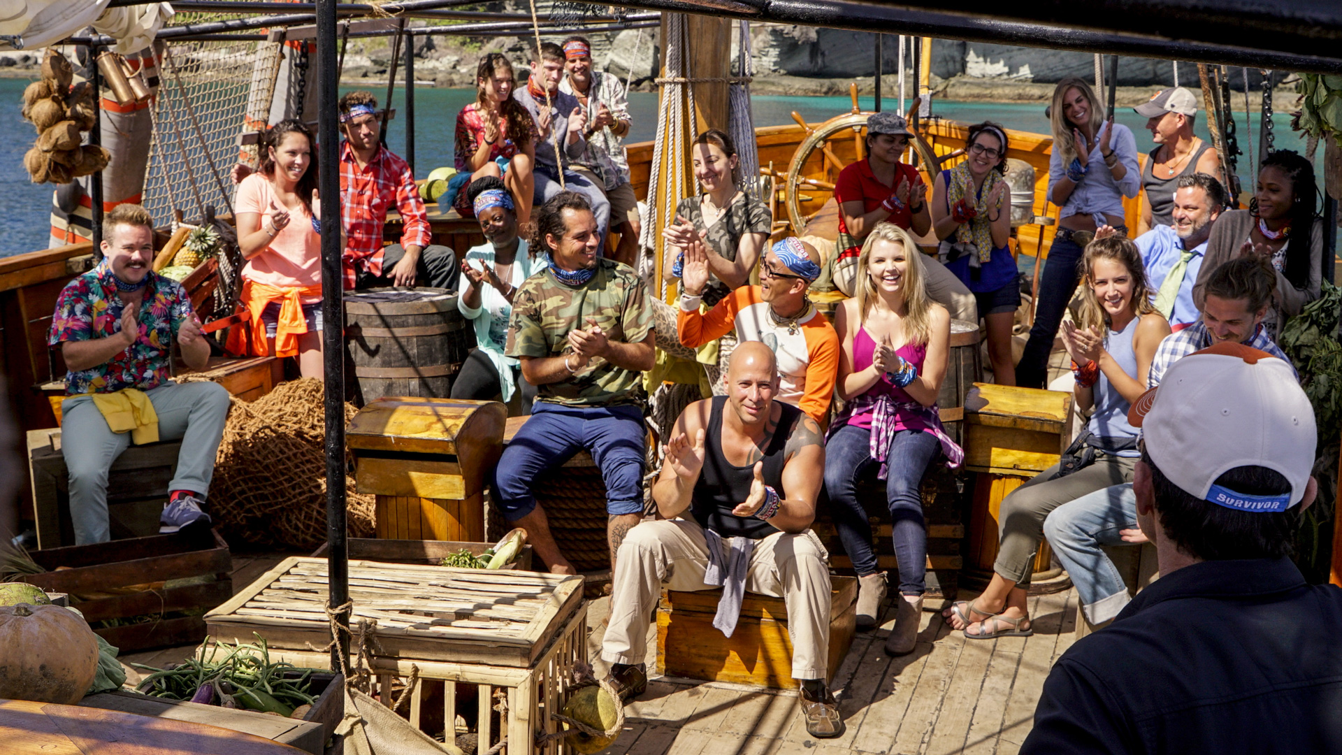 How will a cast of 20 returning castaways make their mark on Survivor: Game Changers?