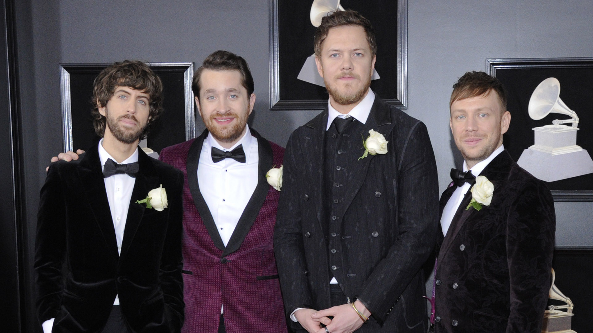 Imagine Dragons storm the 60th Annual GRAMMY Awards with flair and