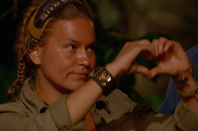 3. Were you more surprised or disappointed that Abi-Maria voted you out?
