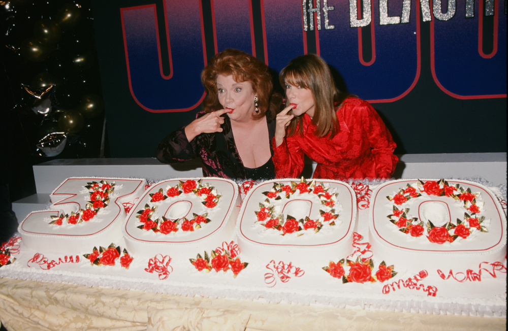 Who knew the success of 3,000 episodes could taste so sweet?