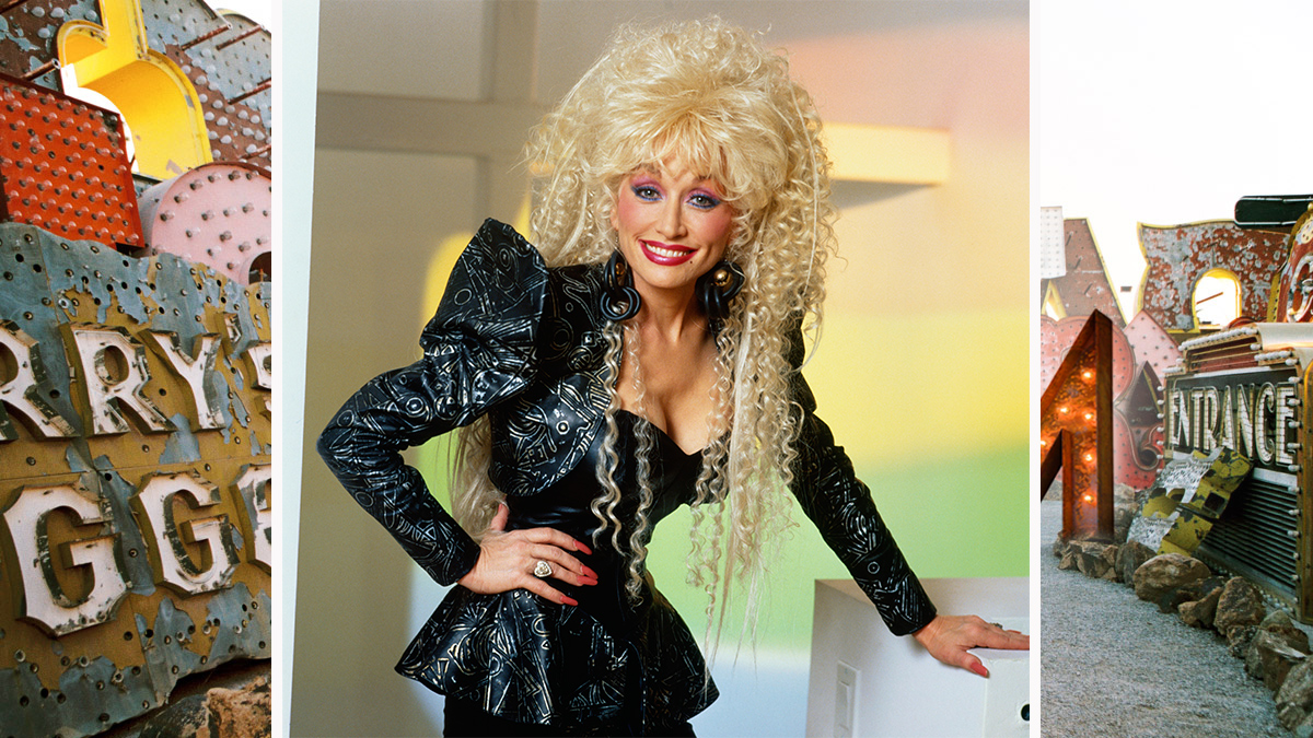 Dolly Parton takes the throne as The Queen of Pumped-Up Locks.