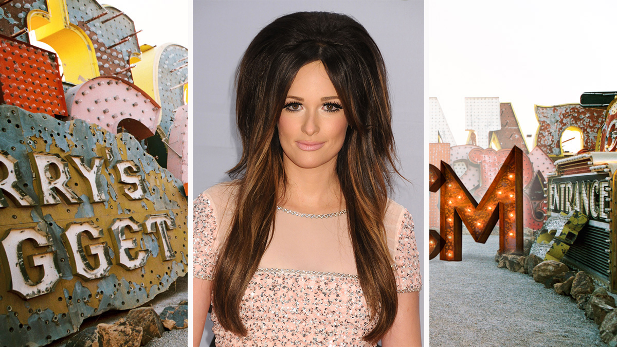 Kacey Musgraves takes a classic beehive to contemporary new heights.