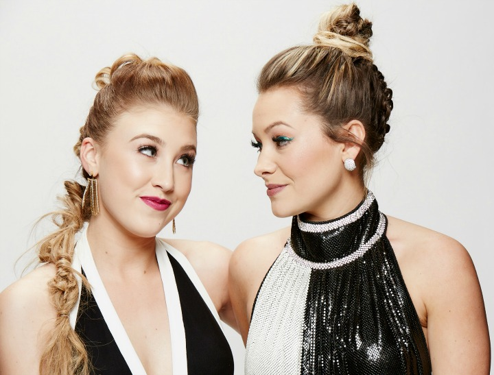 Maddie & Tae prove that friends who sing together, stay together.