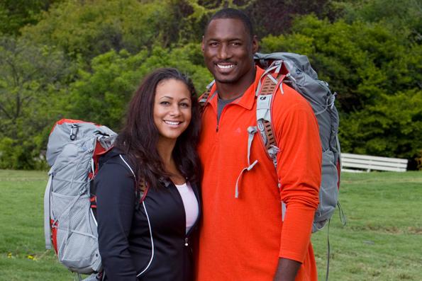 Amani and Marcus
