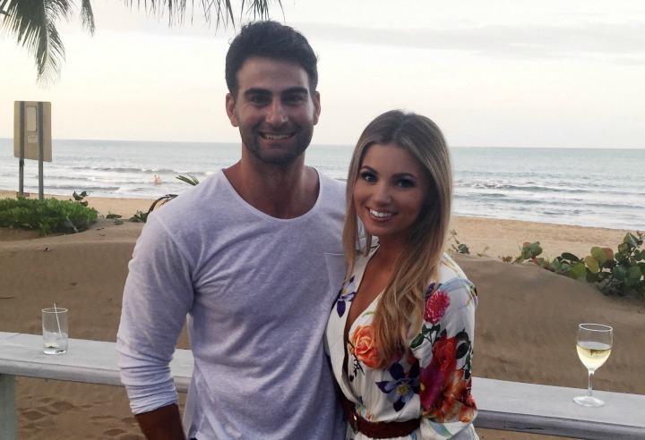 The Price Is Right's Amber Lancaster and boyfriend AJ Allodi