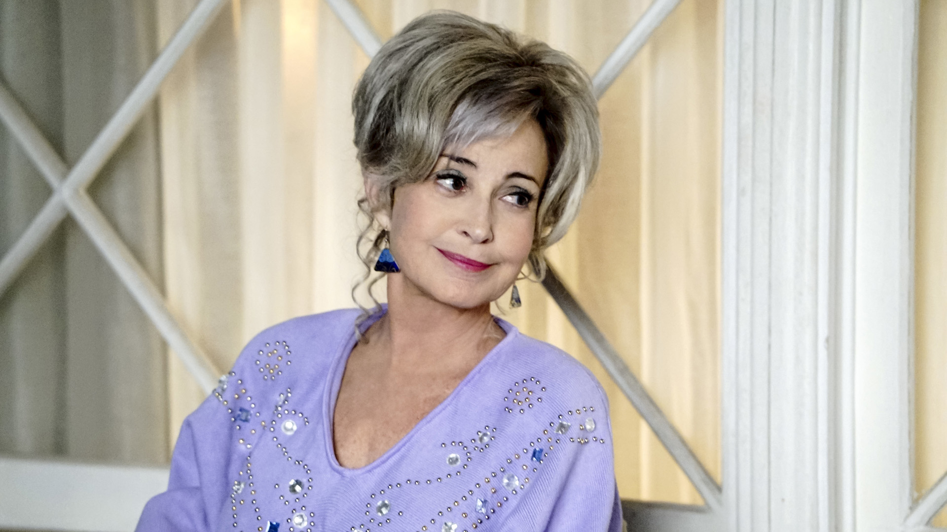 Annie Potts from Young Sheldon