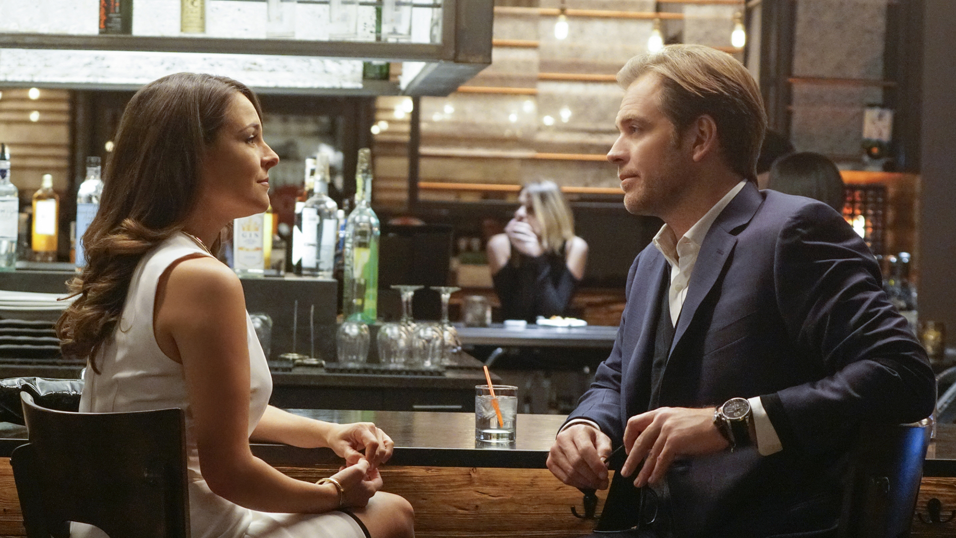 Bull and Isabella have a frank conversation.