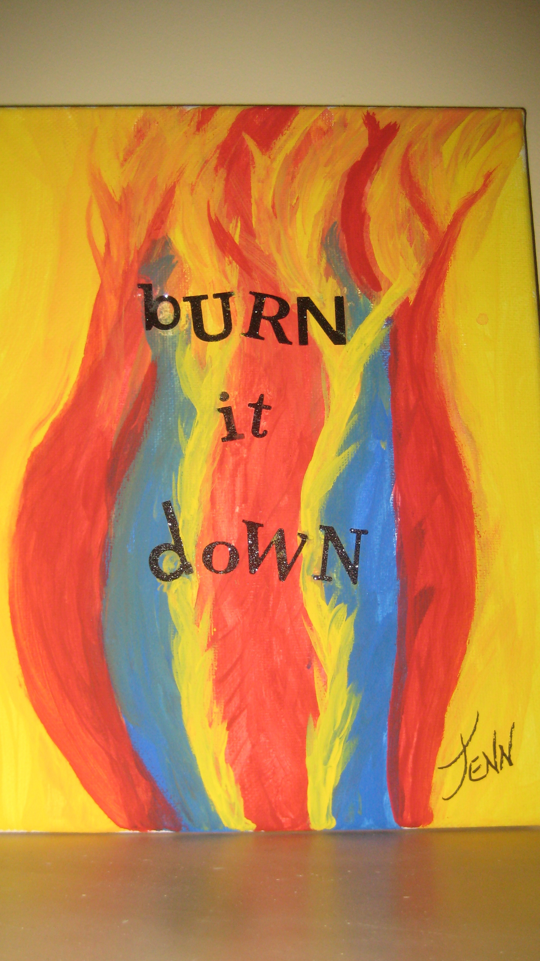 Jenn's Painting