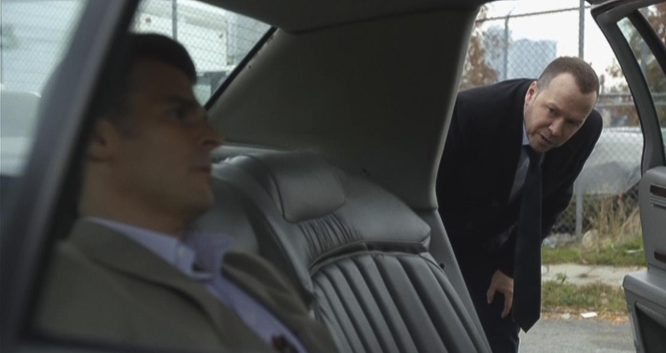 Donnie Wahlberg as Danny Reagan