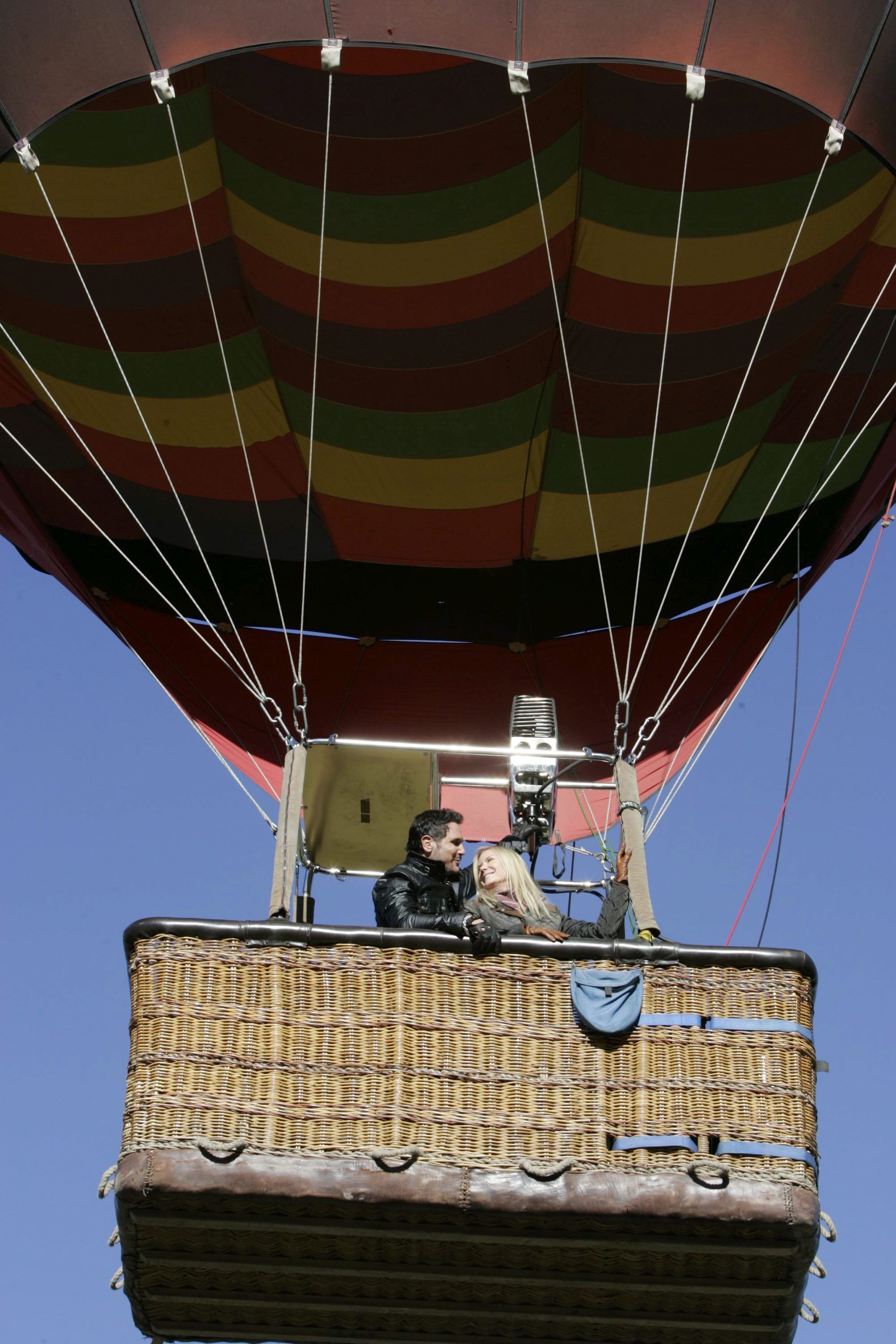Bill and Brooke's Balloon Ride