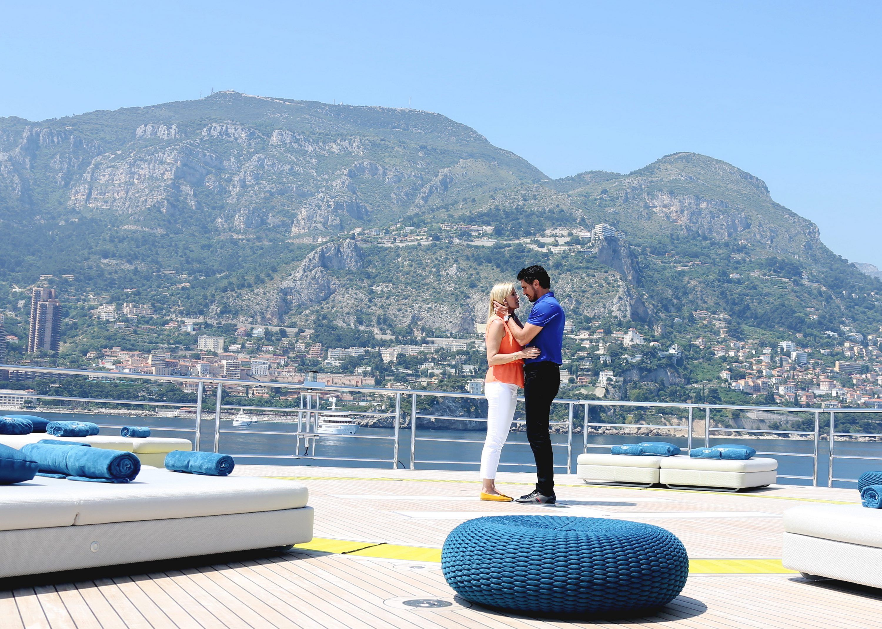 Bill and Brooke's Trip to Monte Carlo