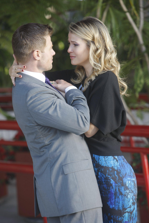 Jacob Proposes to Caroline
