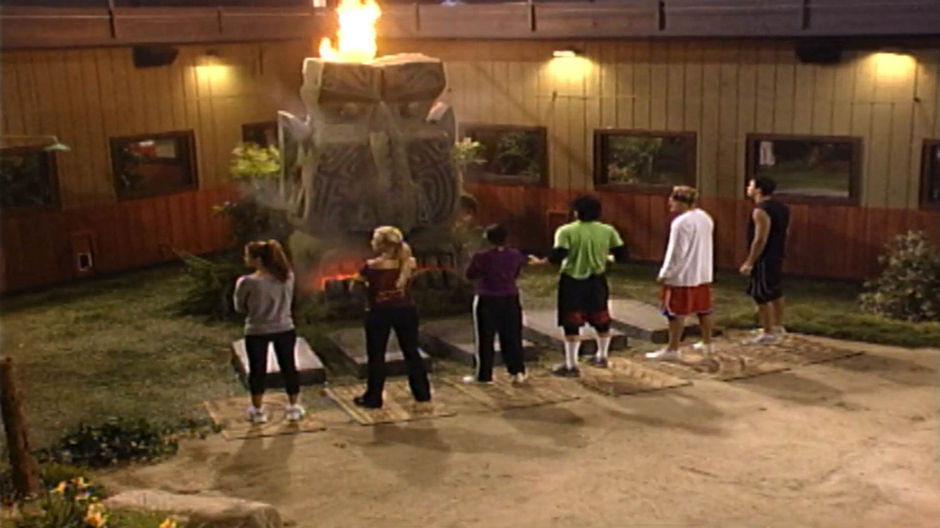 OTEV was first introduced to Big Brother fans in Season 7, Episode 20.