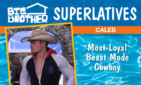Caleb - Most Loyal Beast Mode Cowboy