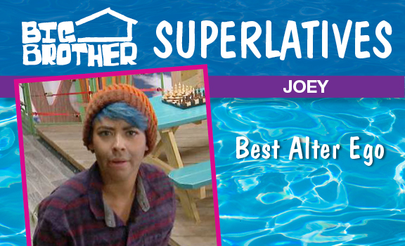 Joey - Best Alter Ego