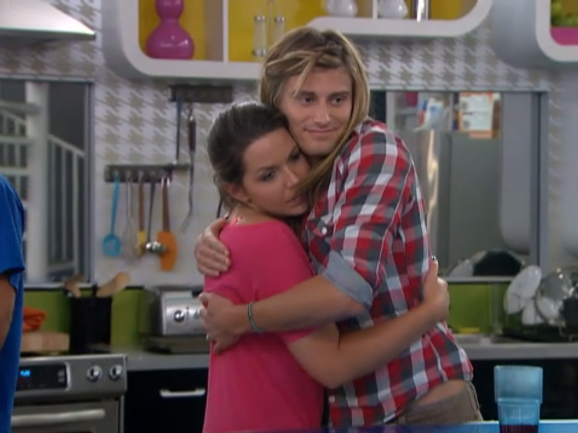 Danielle and Wil