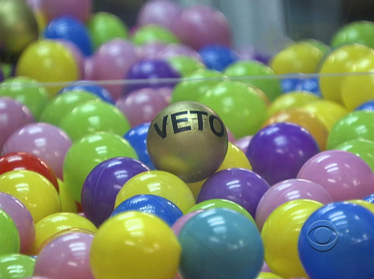 Second Veto